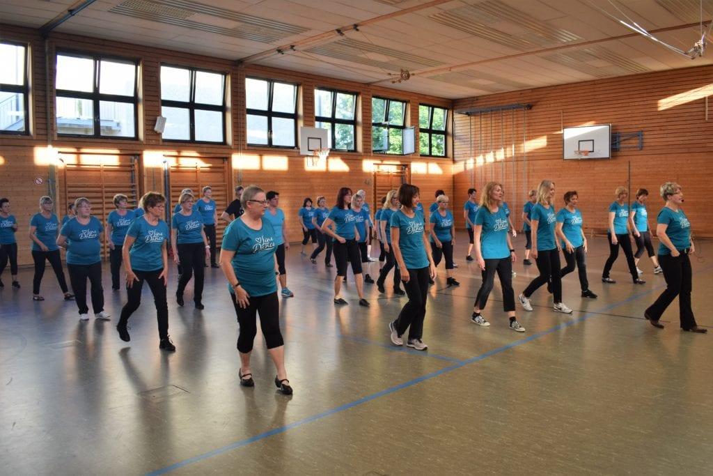 SV Gablingen - Line Dance